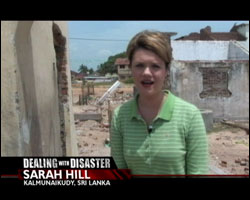 KOMU's Sarah Hill Reporting from Sri Lanka