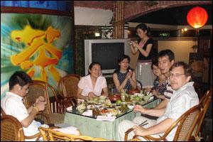 Wayne Wanta in China
