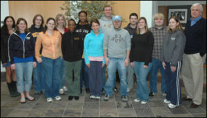 2007 Community Journalism Students