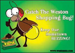 The Weston Shopping Bug