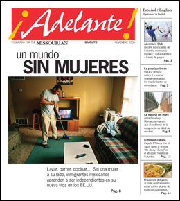 Adelante! Nov. 2006