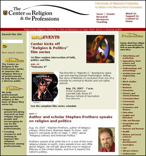 CORP Website