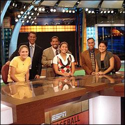 Carolyn Rauen at ESPN