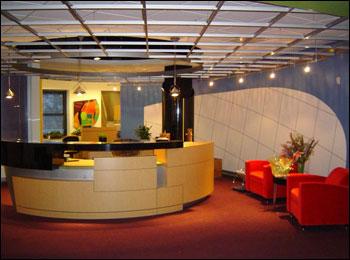 Empower MediaMarketing Reception Area