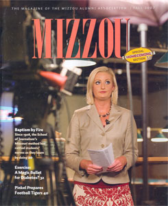 MIZZOU Magazine, Fall 2007