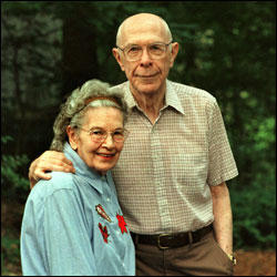 Angus and Betty McDougall