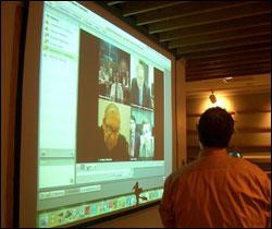 Election Videoconference