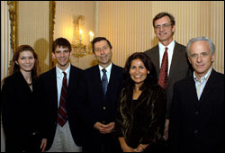 Finalists and Winners of the 2007 Nancy Dickerson Whitehead Awards