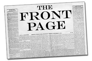 The Front Page