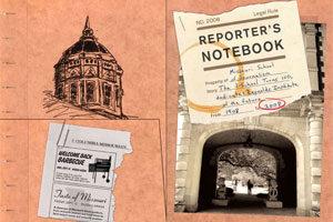 Centennial Registration Folder