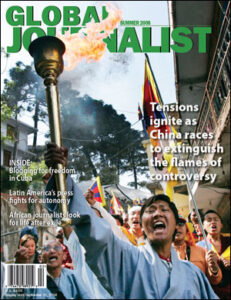 Global Journalist Summer 2008