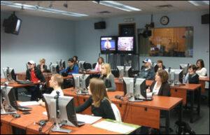 UMKC Cross-Cultural Journalism Students