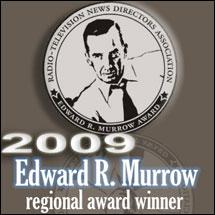 2009 Edward R. Murrow Awards