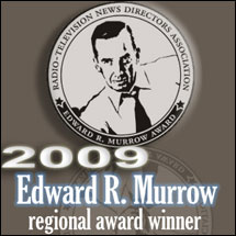 2009 Regional Murrow Awards