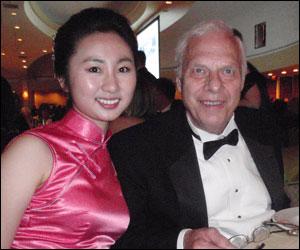 Hui Wang and Wes Pippert