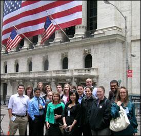 Wall Street Field Trip