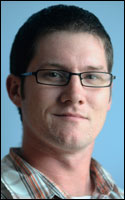 Joshua A. Bickel, MA '09, editor