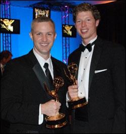 Jim Matheny and Scott Schaefer