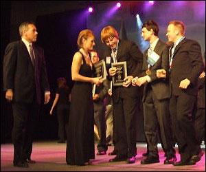 2010 DECA/ICDC Winners
