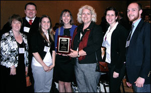 2010 ACES Glamann Award
