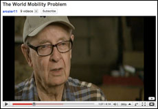 The World Mobility Problem