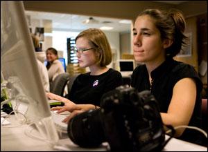 Missouri Students Uploading Photos to Flickr