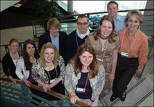 Missouri Journalism Students Visit VML in Kansas City