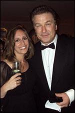Katy Steinmetz with Alec Baldwin