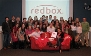MOJO Ad Redbox Marketing Teams