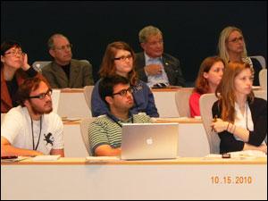 Fall 2010 Biotech University Seminar