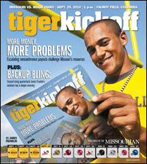 Tiger Kickoff