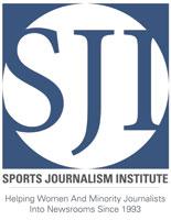 Sports Journalism Institute Logo