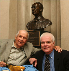 Elmer Lower and Dean Mills