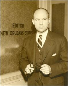 Carl Corbin, BJ '36