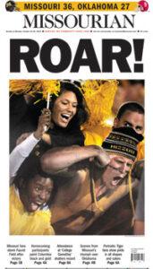 Missourian: ROAR!