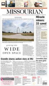 Missourian: Wide Open Space