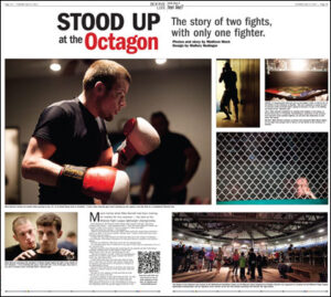 Stood Up at the Octagon