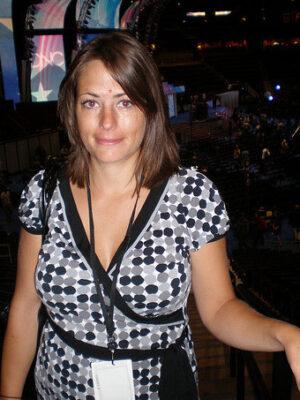 Andrea Beaumont Lewis, BJ '01