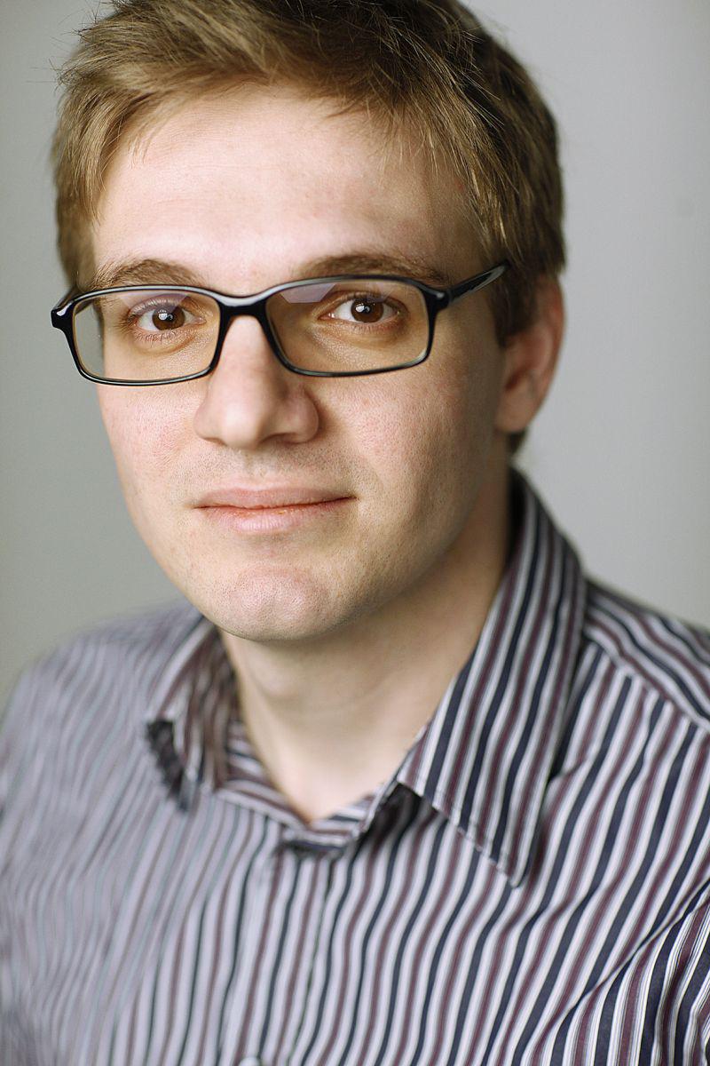Cristian Lupsa, MA '05