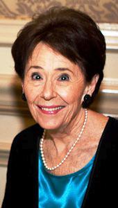 Betty Cole Dukert, BJ '49