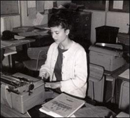 Sally Franklin Kur, BJ '66