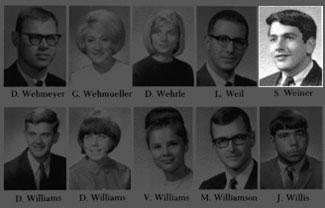 Stewart Weiner, BJ '67