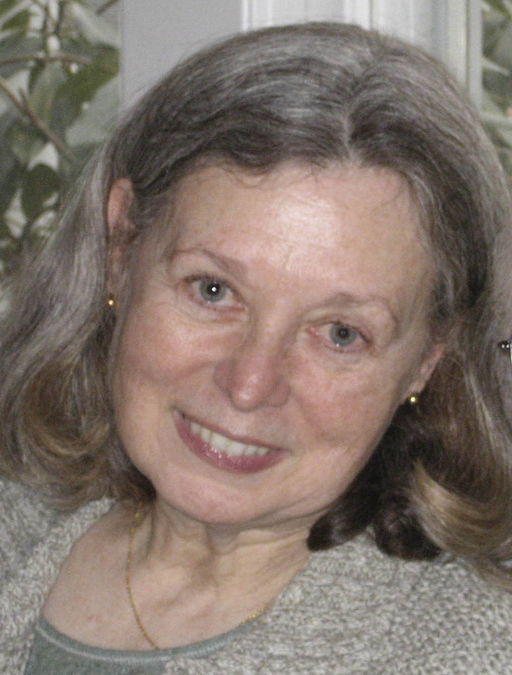 Nancy Giges, BJ '68