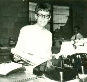 Carol Carter, BJ '70
