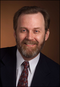 Walt Denny, BJ '74