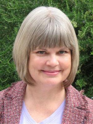 Barbara Kain, BJ '79