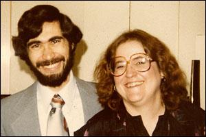 Steve Woodward, MA '79