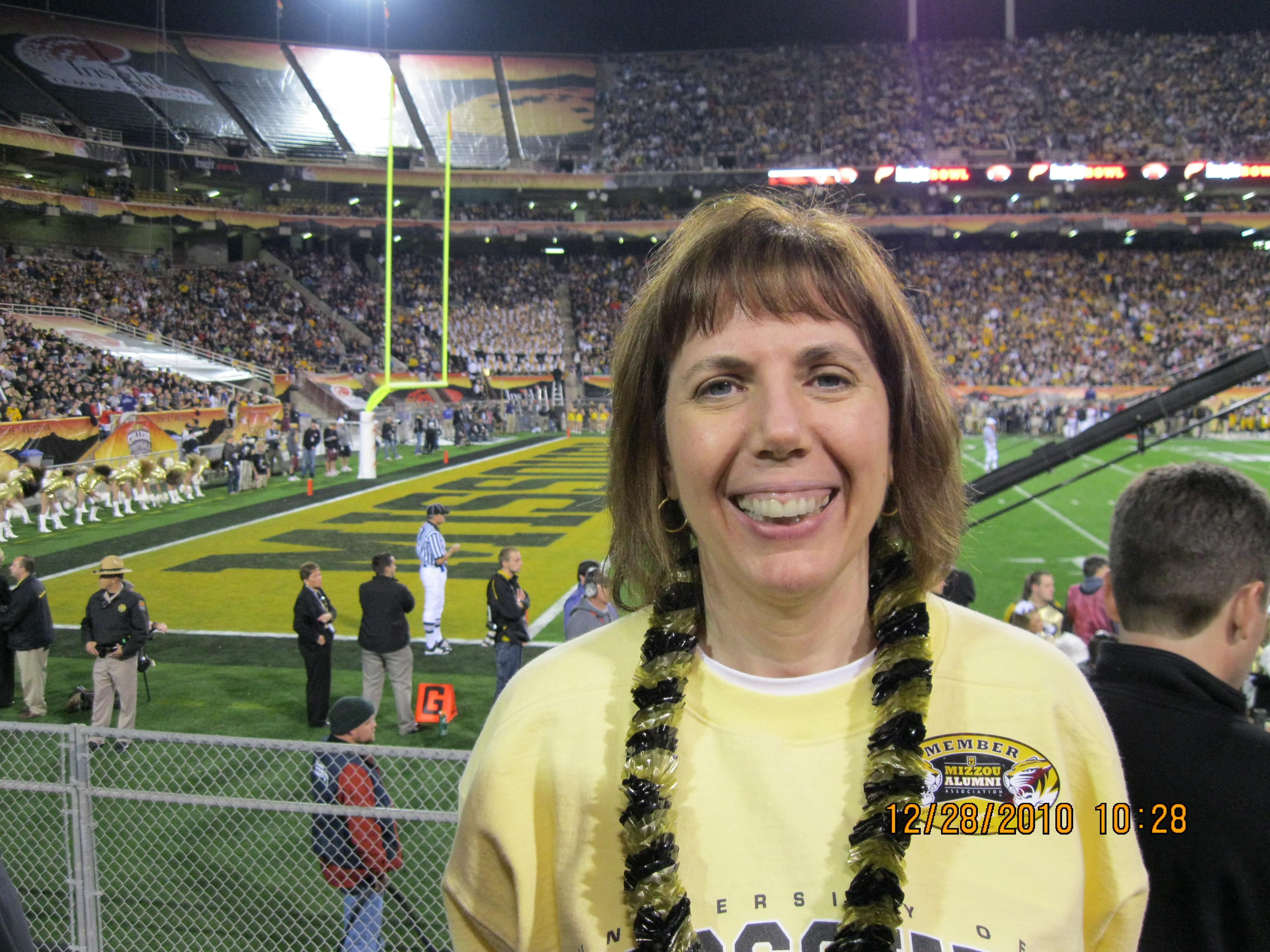 Amy Grimes, BJ '82