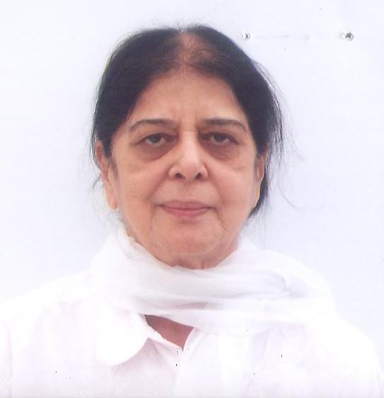 Saleha Husain, MA '85