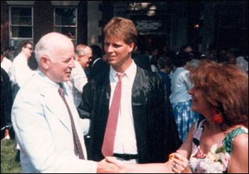 John Duban, BJ '87